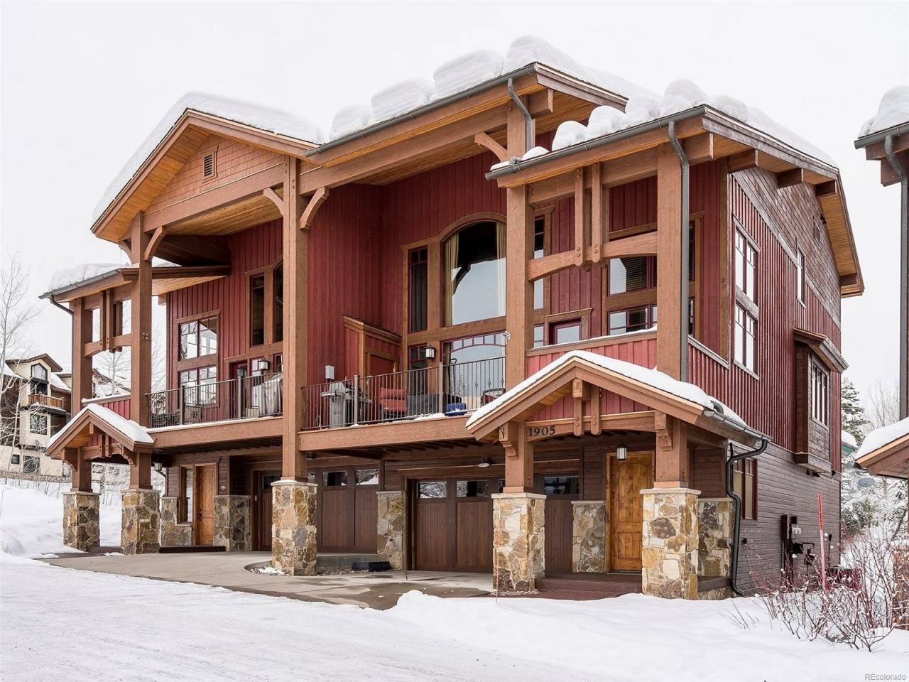Cimarron Condominiums For Sale In Steamboat Springs Co