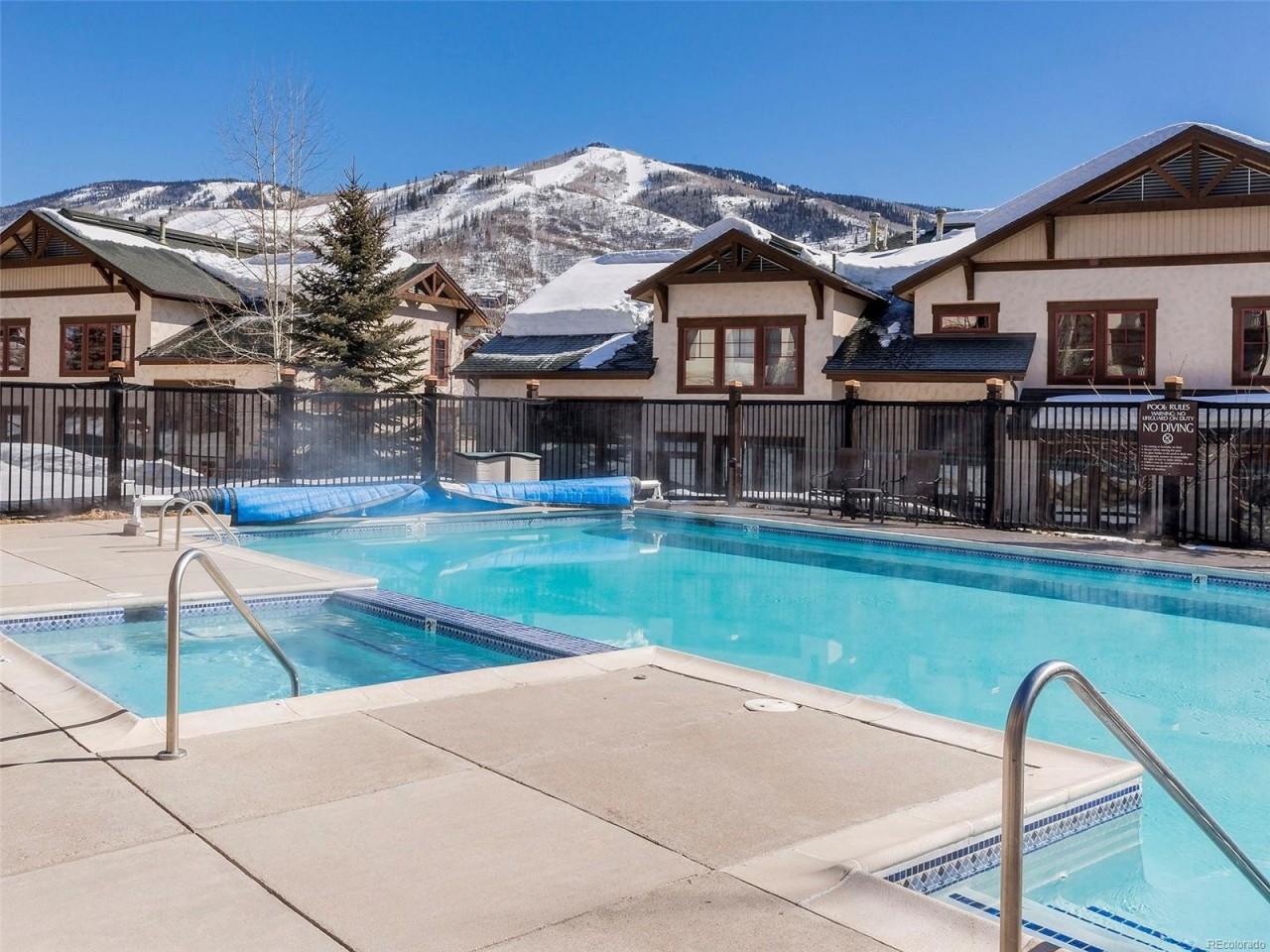 Steamboat Eagle Ridge Lodge Condominiums For Sale