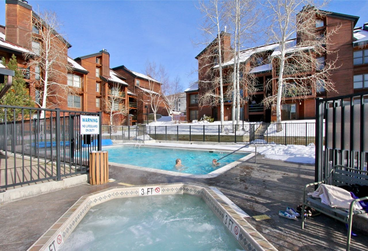 Timber Run Condominiums Affordable Steamboat Springs