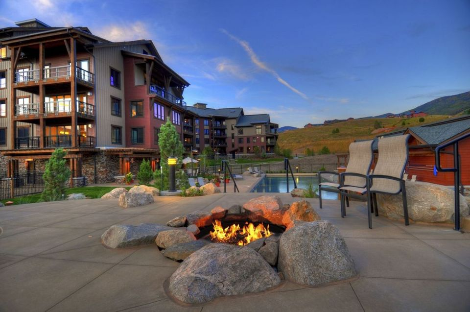 Steamboat Trailhead Lodge Condominiums In Steamboat