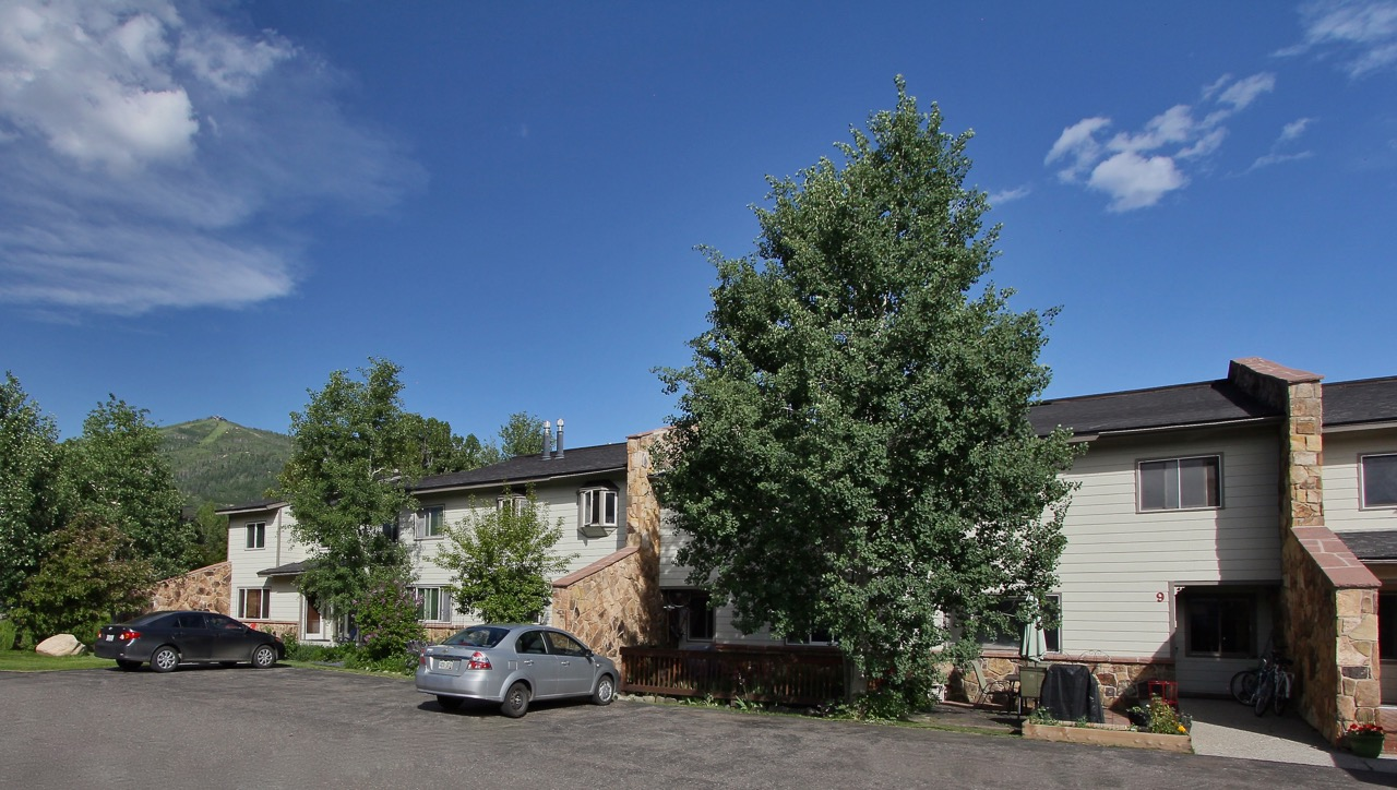 Steamboat Springs Whistler Village Townhomes For Sale