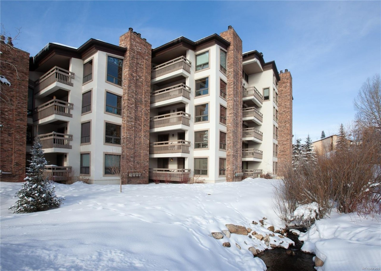 Dulany Ski In Ski Out Condominiums For Sale In Steamboat
