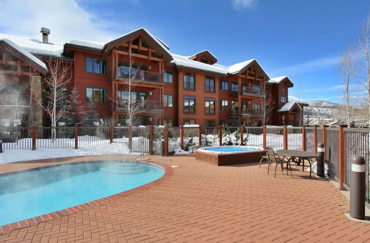 Emerald Lodge at Trappeurs Steamboat condo